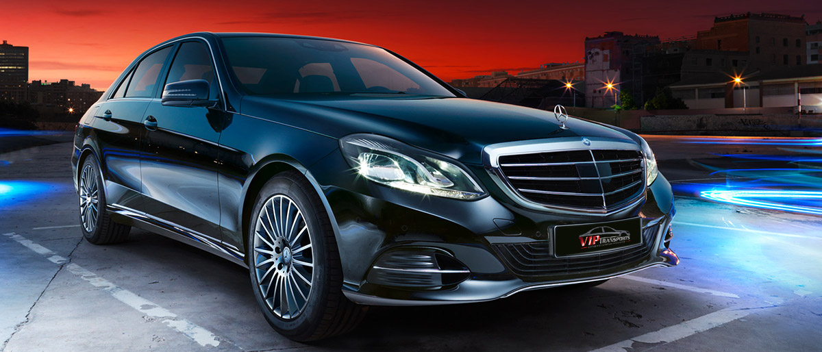 Mercedes E-Class Executive